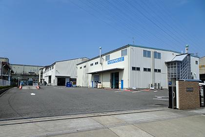 関西工場 | 企業情報 | 野村興産...
